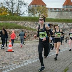 47. Saaremaa kolme päeva noortejooks - Roberts Cercins (176), Stella Paltina (177)