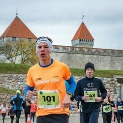 47. Saaremaa kolme päeva noortejooks - Kert Pallo (101), Markus Tamm (148)