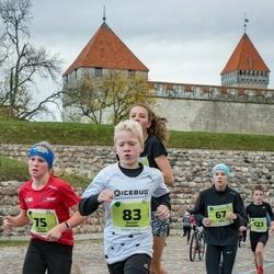 47. Saaremaa kolme päeva noortejooks - Liv Leivo (67), Mia Lii Kaigas (75), Kaspar Grauen (83)