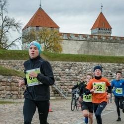 47. Saaremaa kolme päeva noortejooks - Liv Leivo (67), Ramon Ridalaan (72)