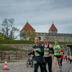 47. Saaremaa kolme päeva noortejooks - Oliver Kerno (110), Renate Belajeva (174)