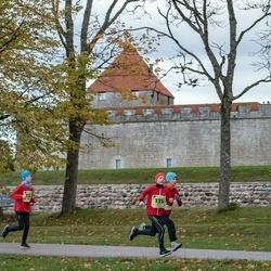47. Saaremaa kolme päeva noortejooks - Kaspar Vares (133), Joosep Vares (135), Emma Runge (214)