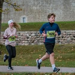 47. Saaremaa kolme päeva noortejooks - Reti Reinik (79), Freddy Rajaste (169)