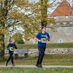 47. Saaremaa kolme päeva noortejooks - Sander Grauen (84), Tristan Talts (180)