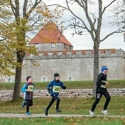 47. Saaremaa kolme päeva noortejooks - Rait Jaagup Kuum (23), Oskar Vares (134), Mirabel Liseth Kulbin (207)
