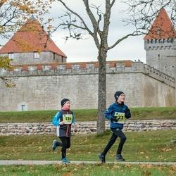 47. Saaremaa kolme päeva noortejooks - Rait Jaagup Kuum (23), Ennar Talvik (65), Oskar Vares (134), Mirabel Liseth Kulbin (207)