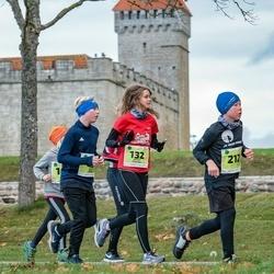 47. Saaremaa kolme päeva noortejooks - Keron Saulus (42), Mariliis Puusepp (132), Knut Varb (212)