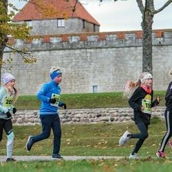 47. Saaremaa kolme päeva noortejooks - Oskar Ormus (120), Anni Kubjas (149), Miia Kubjas (150), Merili Pent (205)