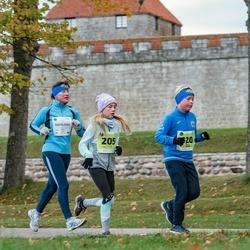 47. Saaremaa kolme päeva noortejooks - Oskar Ormus (120), Merili Pent (205), Andrali Kõrva (555)