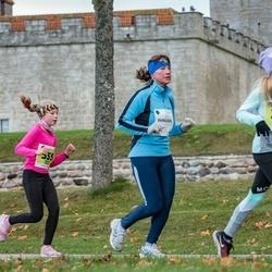 47. Saaremaa kolme päeva noortejooks - Merili Pent (205), Andrali Kõrva (555)