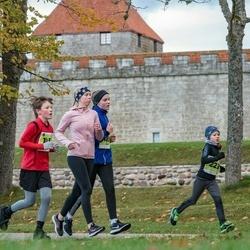 47. Saaremaa kolme päeva noortejooks - Aaron Ausmees (145), Karola Kivipõld (185), Marten Kivila (223)