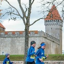 47. Saaremaa kolme päeva noortejooks - Mihkel Tamm (17), Hanna-Rebecca Inno (153), Laura Liis Vei (215)