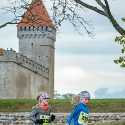 47. Saaremaa kolme päeva noortejooks - Vanessa Sikk (225), Kendra Treier (299)