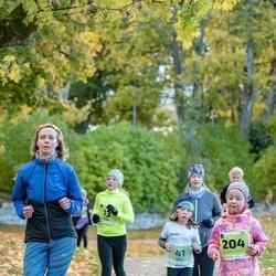47. Saaremaa kolme päeva noortejooks - Eleanor Leedo (13), Margaret Vlassov (41), Kristelle Tormet (204)