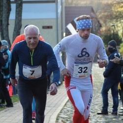 65. Viljandi Linnajooks - Ago Veilberg (7), Jaan Kallak (32)