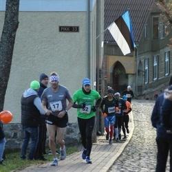65. Viljandi Linnajooks - Sander Osvet (17), Urmet Arusoo (52)