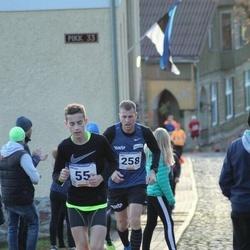 65. Viljandi Linnajooks - Nikolas Lahno (55), Uibo Kallas (258)