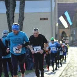 65. Viljandi Linnajooks - Janar Pähn (25), Marek Märtson (26)