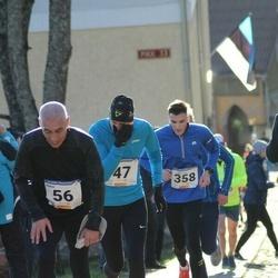 65. Viljandi Linnajooks - Heiki Randmäe (47), Valeri Kääpa (56), Georgi Vinogradov (358)