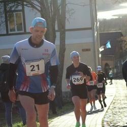 65. Viljandi Linnajooks - Aivar Kiisler (21), Eve Kitvel (269)