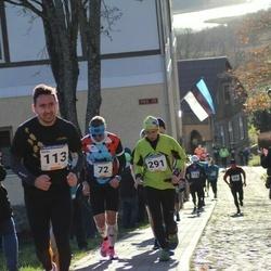 65. Viljandi Linnajooks - Are Tallmeister (72), Marko Mikk (113), Aarne Tiit (291)