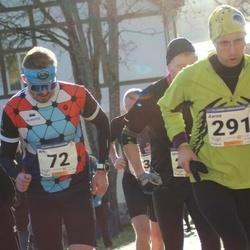 65. Viljandi Linnajooks - Are Tallmeister (72), Aarne Tiit (291)