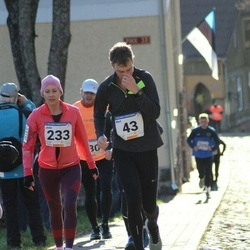 65. Viljandi Linnajooks - Mart Kelk (43), Julia Rakitina (233)