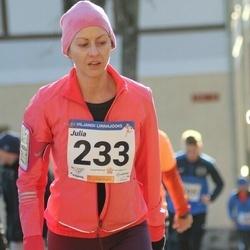 65. Viljandi Linnajooks - Julia Rakitina (233)