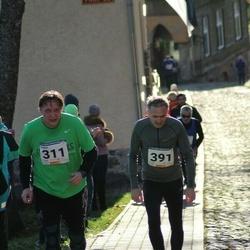 65. Viljandi Linnajooks - Peeter Puio (311), Margus Juurik (391)