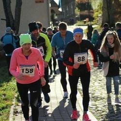 65. Viljandi Linnajooks - Lilian Estorn (88), Viivi Kääpa (158)