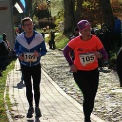 65. Viljandi Linnajooks - Riina Mardla (105), Marek Ross (109)