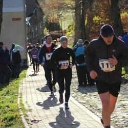 65. Viljandi Linnajooks - Riido Mägi (115), Liina Tõnts (132)