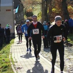65. Viljandi Linnajooks - Riido Villup (93), Liina Tõnts (132)