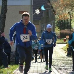 65. Viljandi Linnajooks - Kaupo Karja (24), Rein Kane (131)