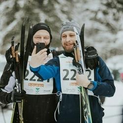 35. Viru Maraton - Antti Remmel (2221), Vallo Vahesaar (2222)