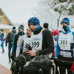 35. Viru Maraton - Kuido Karner (381), Denis Uksov (399)