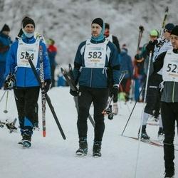 35. Viru Maraton - Andris Dainis (196), Janel Jürissaar (529), Alari Lehtla (582), Ingvar Lehtla (584)