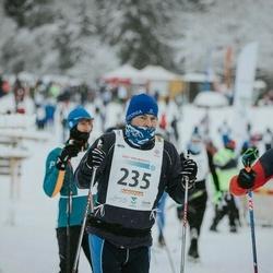 35. Viru Maraton - Janno Rodendau (26), Tõnu Karelson (235)