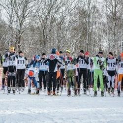 Pöide Suusasõit - Mairo Mändla (103), John Kaju (107), Indrek Rannama (109), Kaspar Neemesto (110), Klaarika Johanson (111), Joonatan Johanson (112), Annika Vaher (116)