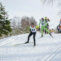 Pöide Suusasõit - Mairo Mändla (103), Tarmo Tamm (106), John Kaju (107), Indrek Rannama (109)