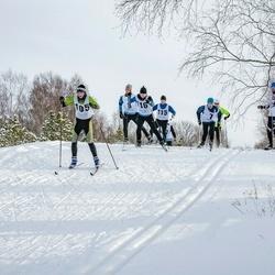 Pöide Suusasõit - Kaur Vesberg (7), Martin Vesberg (8), Oliver Oolup (105), Tiit Tilk (115), Annika Vaher (116)