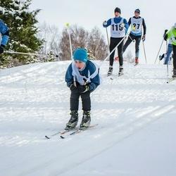 Pöide Suusasõit - Martin Vesberg (8), Silver Vahstein (16), Kaupo Koplus (27), Tiit Tilk (115)