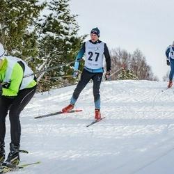 Pöide Suusasõit - Silver Vahstein (16), Kaupo Koplus (27), Jüri Linde (101), Henri Ots (119)