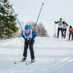 Pöide Suusasõit - Markus Trei (17), Robin Luik (21), Ahti Raasuke (121)