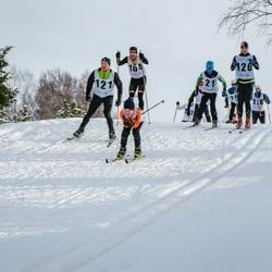 Pöide Suusasõit - Robin Luik (21), Margus Kivi (104), Kaur Kõue (120), Ahti Raasuke (121)