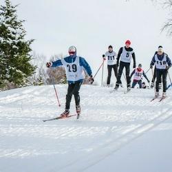 Pöide Suusasõit - Rudolf Jürviste (5), Anre Nõmme (18), Ramon Mägi (29), Klaarika Johanson (111), Mart Aru (118)