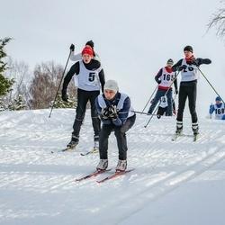 Pöide Suusasõit - Rudolf Jürviste (5), Anre Nõmme (18), Siimon Toplaan (26), Hannes Pihl (165)