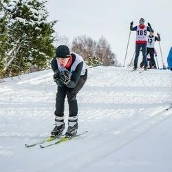 Pöide Suusasõit - Riho Räim (13), Anre Nõmme (18), Hannes Pihl (165)