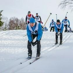 Pöide Suusasõit - Riho Räim (13), Anre Nõmme (18), Jaanus Vesberg (61), Hannes Pihl (165), Ando Ansperi (168)