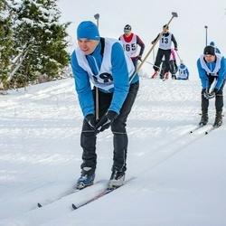 Pöide Suusasõit - Riho Räim (13), Anre Nõmme (18), Jaanus Vesberg (61), Hannes Pihl (165)